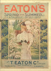 Spring and summer catalogue