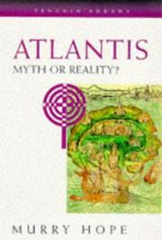 Cover of: Atlantis--myth or reality?
