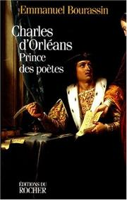 Cover of: Charles d'Orléans
