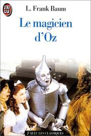 Cover of: Le magicien d'Oz
