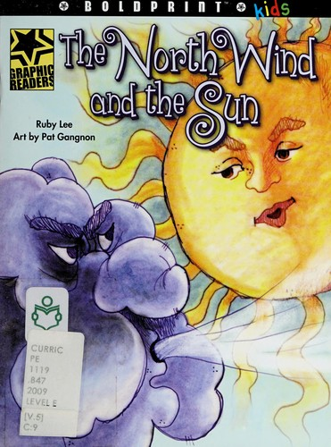 The north wind and the sun by Ruby Lee