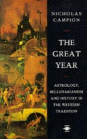 Cover of: The Great Year
