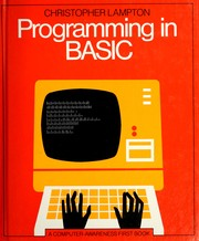 Programming in BASIC