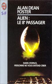 Cover of: Alien: A Novel