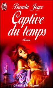 Cover of: Captive du temps