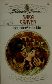 Cover of: Counterfeit Bride by Sara Craven