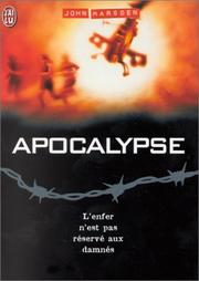 Cover of: Apocalypse, tome 1