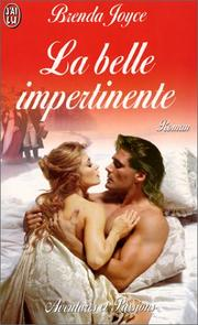 Cover of: La Belle impertinente