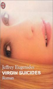 Cover of: Virgin suicides
