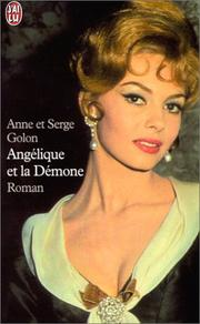 Cover of: Angelique et la Démone