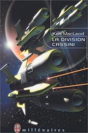 Cover of: La Division Cassini