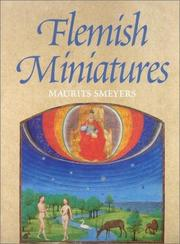 Cover of: Flemish Miniatures from the 8th to the Mid-16th Century (Single Titles in Art History)