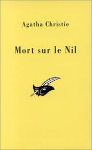 Cover of: Mort sur le Nil