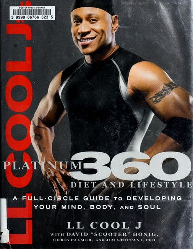 LL Cool J's platinum 360 diet and lifestyle by LL Cool J