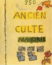 Cover of: Ancien culte mahorie