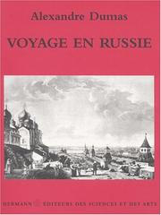 Cover of: Voyage en Russie