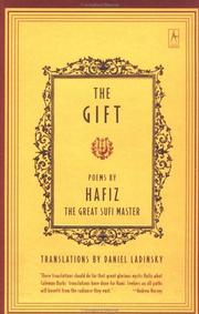 Cover of: The Gift | Hafiz