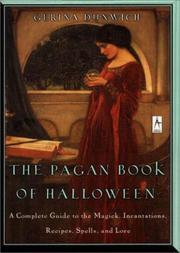 Cover of: The Pagan Book of Halloween