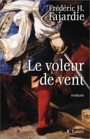Cover of: Le voleur de vent