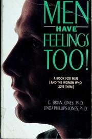 Men have feelings too!