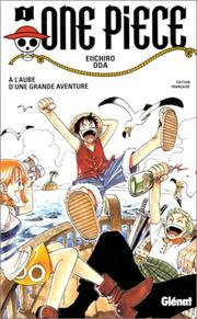 One Piece, tome 1