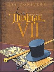 Cover of: Le de calogue |