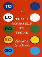 Cover of: Teach Yourself How To Think