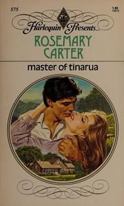 Master Of Tinarua