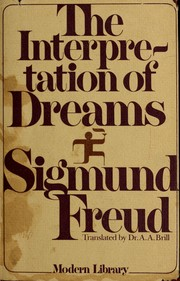 Cover of: Interpretation of Dreams | Sigmund Freud