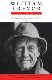 Cover of: The collected stories | William Trevor
