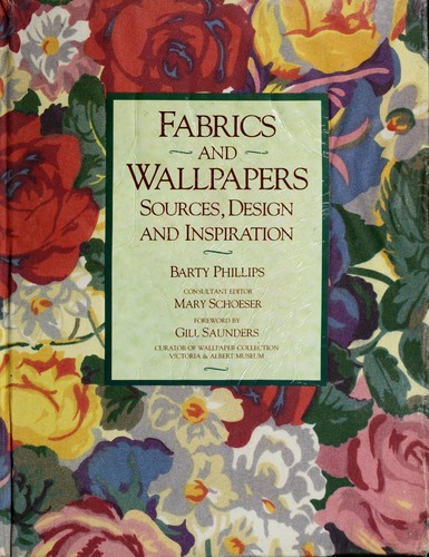 Fabrics and wallpapers by Barty Phillips