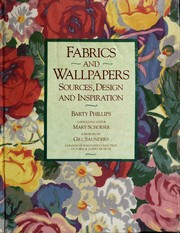 Cover of: Fabrics and wallpapers | Barty Phillips