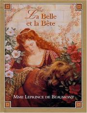 Cover of: La Belle et la Bête