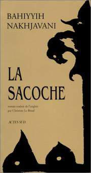 Cover of: La sacoche