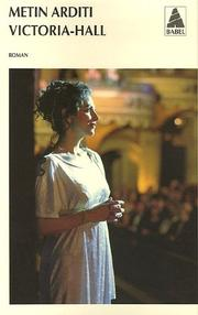Cover of: Victoria-Hall
