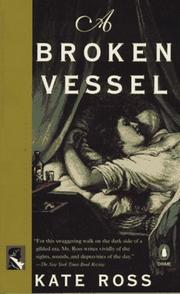 Cover of: A Broken Vessel