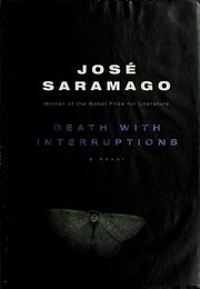 Cover of: Death with interruptions | José Saramago