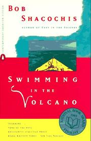Cover of: Swimming in the Volcano | Bob Shacochis
