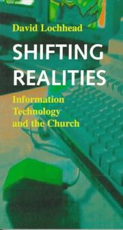 Cover of: Shifting realities