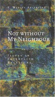 Cover of: Not without my neighbour