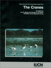 Cover of: The Cranes | IUCN/SSC Crane Specialist Group