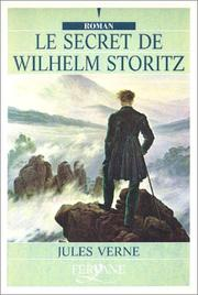Cover of: Le Secret de Wilhelm Storitz