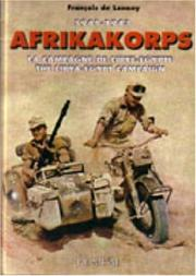 Cover of: Afrikakorps