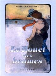 Cover of: Le rouet des brumes