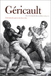 Cover of: Géricault
