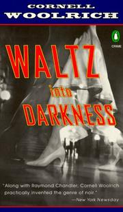 Cover of: Waltz into darkness | Cornell Woolrich