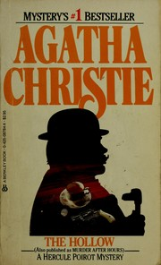 Cover of: The hollow | Agatha Christie