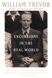 Cover of: Excursions in the real world: Memoirs