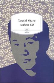 Cover of: Asakusa Kid