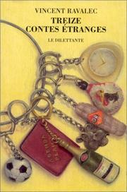 Cover of: Treize contes etranges